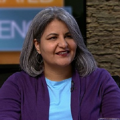 Anita Bhappu, associate professor at the Norton School of Family and Consumer Sciences (Courtesy: Arizona Public Media)