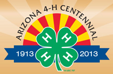 University of Arizona, Arizona 4-H Youth Development - Celebrating 100 Years